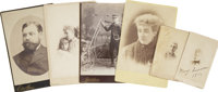 Robert Todd Lincoln Family Photographs. The eldest son of Abraham and Mary Lincoln, and the only child of four to liv