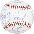 Autographs:Baseballs, 2005 Chicago White Sox Team Signed Baseball. ...