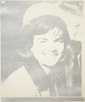 Fine Art - Work on Paper:Print, ANDY WARHOL (American, 1928-1987). Jacqueline Kennedy I (JackieI), 1966. Published in the portfolio 11 Pop Artists I...
