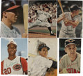 Autographs:Photos, Baseball Stars Signed Photographs Lot of 17.... (Total: 17 items)