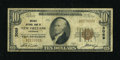 National Bank Notes:Louisiana, New Orleans, LA - $10 1929 Ty. 1 The Whitney NB Ch. # 3069. ...