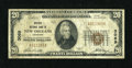 National Bank Notes:Louisiana, New Orleans, LA - $20 1929 Ty. 1 The Whitney NB Ch. # 3069. ...