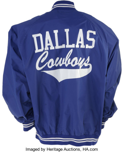 competitive price 2589c b39c3 Early 1990s Dallas Cowboys Players Jacket. Russell Athletic ...