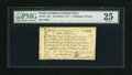 Colonial Notes:North Carolina, North Carolina December, 1771 2s/6d PMG Very Fine 25. Thisdenomination comes with two different vignettes, the housevariet...