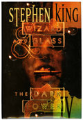 "Books:First Editions, ""Wizard and Glass: The Dark Tower Part 4"" Stephen King HardcoverFirst Edition (No Publisher, 1997)...."