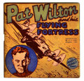 "Golden Age (1938-1955):War, Mighty Midget Comics - Pat Wilton and His Flying Fortress - DavisCrippen (""D"" Copy) pedigree (Fawcett, 1943) Condition: VF-...."