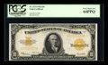 Large Size:Gold Certificates, Fr. 1173 $10 1922 Gold Certificate PCGS Very Choice New 64PPQ....