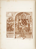 Books:Non-fiction, Joseph Strutt. The Regal and Ecclesiastical Antiquities ofEngland. London: Printed for Benjamin and John White, 179...