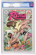 Bronze Age (1970-1979):Miscellaneous, Rima the Jungle Girl #5 (DC, 1974) CGC NM- 9.2 Off-white to whitepages....
