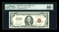 Small Size:Legal Tender Notes, Fr. 1550* $100 1966 Legal Tender Note. PMG Extremely Fine 40 EPQ.. ...