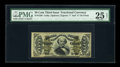 Fractional Currency:Third Issue, Fr. 1336 50c Third Issue Spinner PMG Very Fine 25 Net....