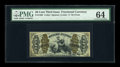 Fractional Currency:Third Issue, Fr. 1365 50c Third Issue Justice PMG Choice Uncirculated 64....