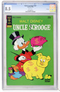 Bronze Age (1970-1979):Cartoon Character, Uncle Scrooge #107 File Copy (Gold Key, 1973) CGC VF+ 8.5 Whitepages....