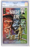 Silver Age (1956-1969):Horror, Twilight Zone #6 (Gold Key, 1964) CGC NM- 9.2 Off-white pages....