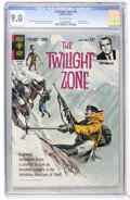 Silver Age (1956-1969):Horror, Twilight Zone #8 (Gold Key, 1964) CGC VF/NM 9.0 Off-white pages....