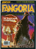 Bronze Age (1970-1979):Horror, Fangoria #1 (Starlog Press, 1979) Condition: VF/NM....