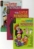 Bronze Age (1970-1979):Humor, Little Monsters File Copy Group (Gold Key, 1964-66) Condition:Average FN/VF.... (Total: 8 Comic Books)