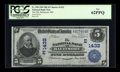 National Bank Notes:Maryland, Baltimore, MD - $5 1902 Date Back Fr. 590 The NB of Baltimore Ch. #(E)1432. ...