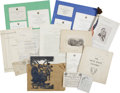 Political:Miscellaneous Political, Franklin D. Roosevelt: Archive of White House Invitations andGreeting Cards.. -More than fifteen items.. -All items in very...(Total: 15 Items)