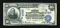 National Bank Notes:Virginia, Roanoke, VA - $10 1902 Date Back Fr. 616 The First NB Ch. #(S)2737. ...