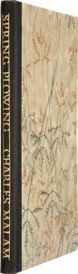 Books:Signed Editions, Charles Malam. J. J. Lankes [illustrator]. Spring Plowing. Garden City: Doubleday, Doran & Co., 1928. First limi...