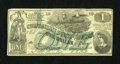 Confederate Notes:1862 Issues, CT45/342 $1 1862.. ...