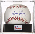 Autographs:Baseballs, Tom Seaver Single Signed Baseball, PSA Gem Mint 10....