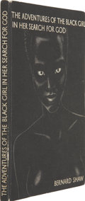 Books:First Editions, George Bernard Shaw. The Adventures of the Black Girl In Searchof Her God....
