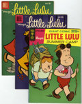 Silver Age (1956-1969):Humor, Marge's Little Lulu File Copy Group (Dell, 1959-62) Condition: Average VF/NM.... (Total: 10 Comic Books)