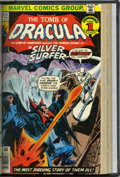 Bronze Age (1970-1979):Horror, Tomb of Dracula #41-70 Bound Volume Group (Marvel, 1975-79)....(Total: 2 Items)