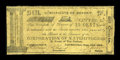 Obsoletes By State:Louisiana, Natchitoches, LA- Corporation of Natchitoches 25¢ Sept. 22, 1862. ...