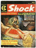 Magazines:Crime, Shock Illustrated #2 (EC, 1956) Condition: VG....