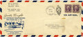 Autographs:Inventors, Orville Wright Envelope Signed....