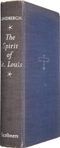 Autographs:Celebrities, Charles Lindbergh's The Spirit of St. Louis Signed ...