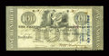 Obsoletes By State:Louisiana, New Orleans, LA- Bank of Louisiana $100 Mar. 4, 1849 G24c. ...