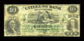 Obsoletes By State:Louisiana, New Orleans, LA- Citizens' Bank of Louisiana $10 Dec. 1, 1859 G22a. ...