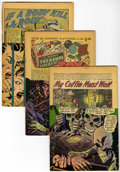 Golden Age (1938-1955):Horror, Ajax/Farrell Horror Group (Ajax/Farrell, 1954) Condition: AveragePR.... (Total: 7 Comic Books)