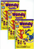Bronze Age (1970-1979):Cartoon Character, Wendy, the Good Little Witch #88 Multiple Issue File Copy Long Box Group (Harvey, 1975)....