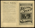 "Movie Posters:War, A Woman's Awakening (Authors Film Co., late 1910s). Herald (4.5"" X7""). War...."