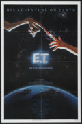 """Movie Posters:Science Fiction, E.T. The Extra-Terrestrial (Universal, 1982). One Sheet (27"""" X41""""). Science Fiction...."""
