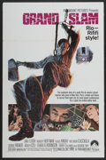 """Movie Posters:Action, Grand Slam (Paramount, 1968). One Sheet (27"""" X 41""""). Action...."""