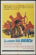 "Movie Posters:War, Up from the Beach (20th Century Fox, 1965). One Sheet (27"" X 41"").War...."