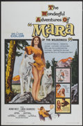 "Movie Posters:Adventure, Mara of the Wilderness (Allied Artists, 1965). One Sheet (27"" X41""). Adventure...."