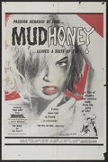 """Movie Posters:Adult, Mudhoney (Eve Productions, 1965). One Sheet (27"""" X 41""""). Adult...."""