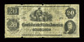 Confederate Notes:1862 Issues, T47 $20 1862.. ...