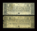 Obsoletes By State:Louisiana, Baton Rouge, LA- City of Baton Rouge 25¢ (2) Jan. 2, 1862. ... (Total: 2 notes)
