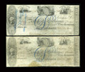 Obsoletes By State:Louisiana, New Orleans, LA- Bank of Louisiana $500 (2) G28a, G28b. ... (Total: 2 notes)