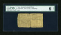 Colonial Notes:New Jersey, New Jersey June 14, 1757 30s PMG Good Net 6....