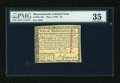 Colonial Notes:Massachusetts, Massachusetts May 5, 1780 $8 PMG Choice Very Fine 35....