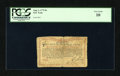 Colonial Notes:New York, New York August 2, 1775 (Water Works) 8s PCGS Very Good 10....